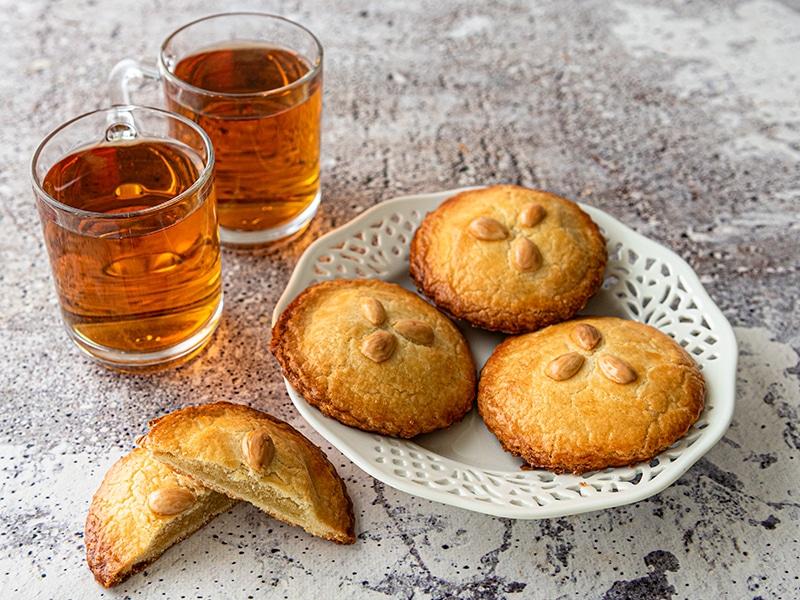 Recept voor gevulde koek met anijszaad