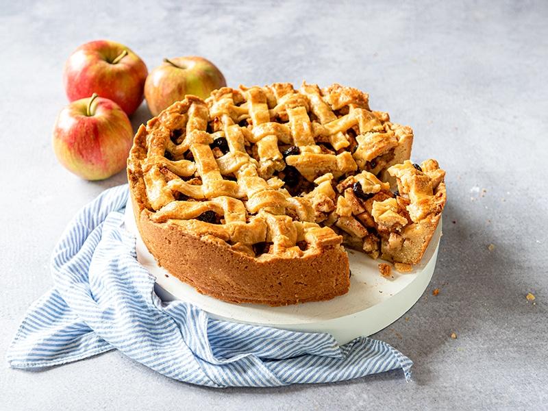 Recept voor Oud-Hollandse appeltaart met anijs