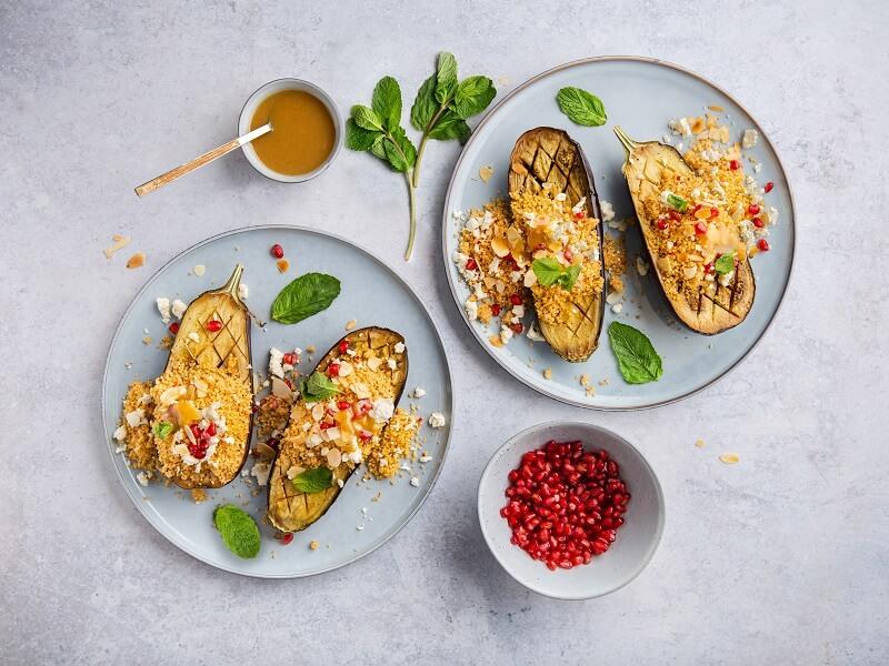 geroosterde-aubergine-met-couscous